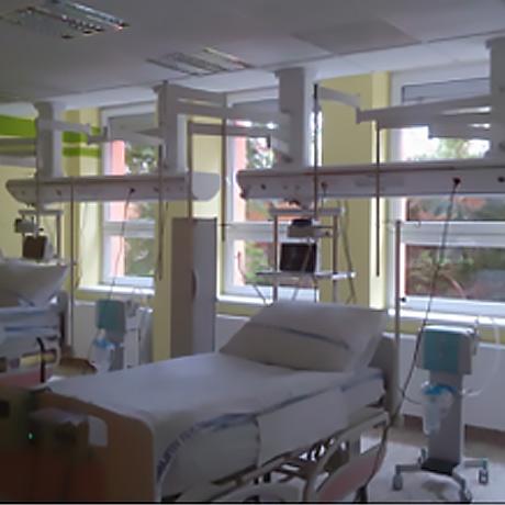 Fakultní nemocnice Plzeň – DIOP. Realizace 2016.